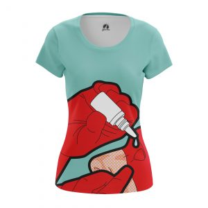 Collectibles Women'S T-Shirt Blind Devil Daredevil Marvel Comics Pop Art