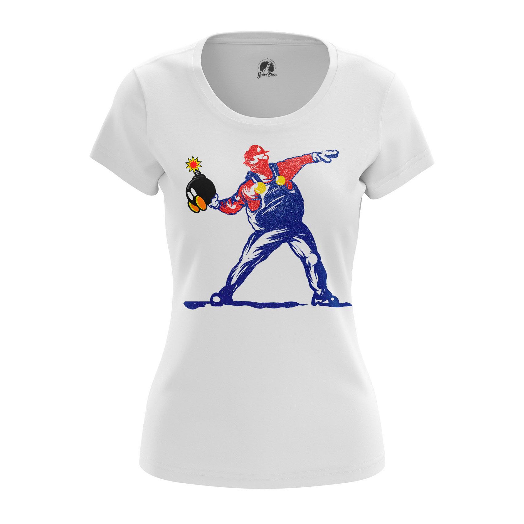 - W Tee Bomberman 1482275263 96