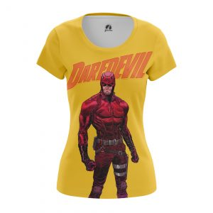 Collectibles Women'S T-Shirt Daredevil Yellow