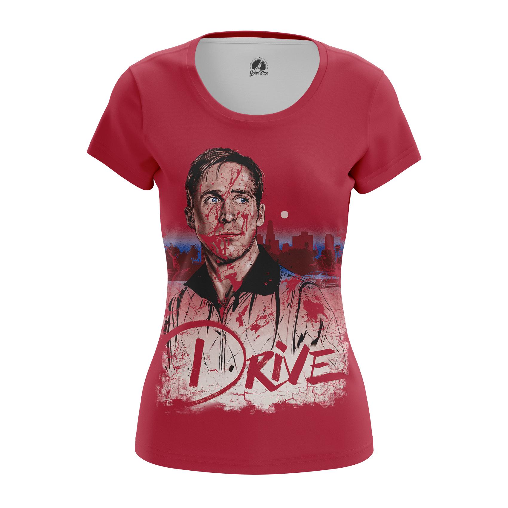 Merchandise Women'S Raglan Drive Driver Ryan Gosling Collecibles