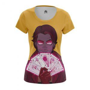 Collectibles Women'S T-Shirt Gambit X-Men Mutant