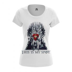 Merch Women'S T-Shirt Game Of Spot Sheldon Game Of Thrones