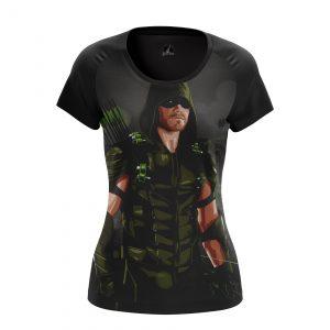 Collectibles Women'S T-Shirt Green Arrow Clothes