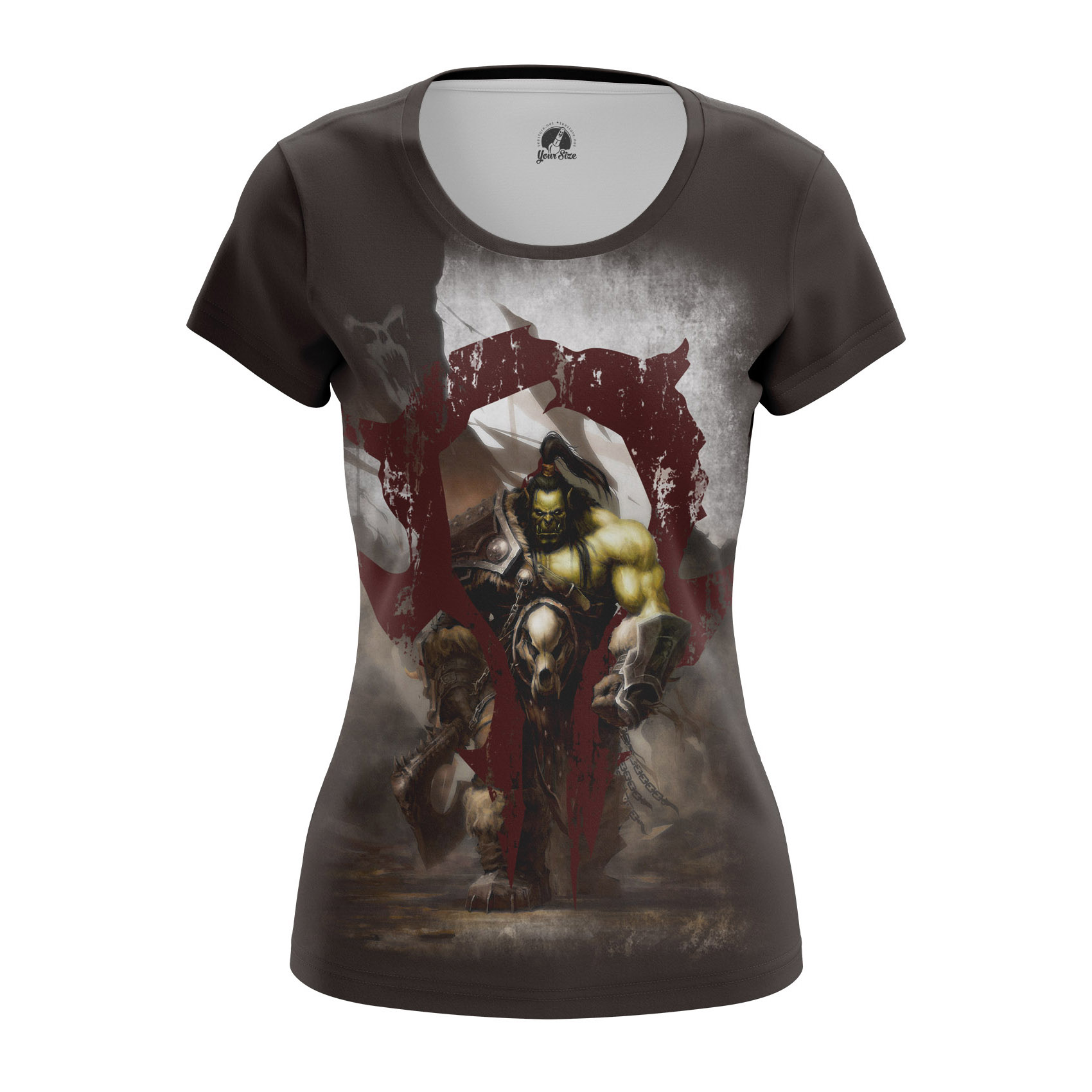 Collectibles Women'S Raglan Grom Hellscream Warcraft Orks