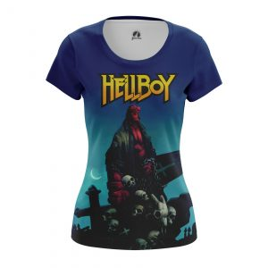 Merchandise Women'S T-Shirt Hellboy Comics