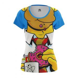 Merchandise Women'S T-Shirt Homer Simpsons Homer