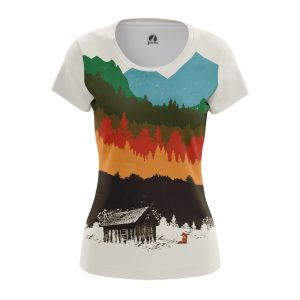 Merch Women'S T-Shirt Hunter'S Cabin Hunting Clothes