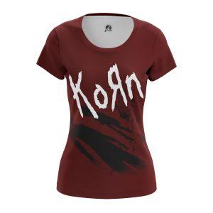 Merch Women'S T-Shirt Korn Album Korn Clothes