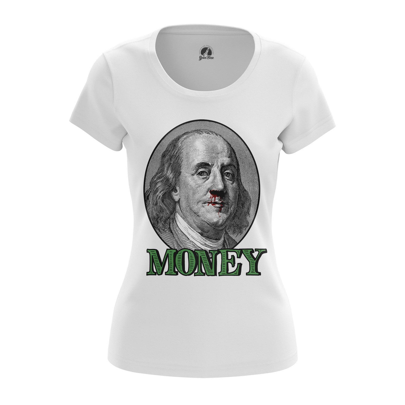 Collectibles Women'S Long Sleeve Money Memes Cash Benjamin Franklin