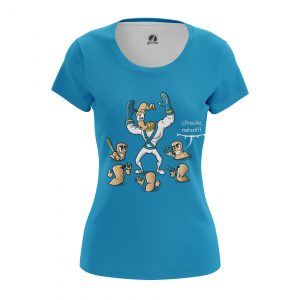 Merchandise Women'S T-Shirt Mutant Jim Sega Game Earthworm Old
