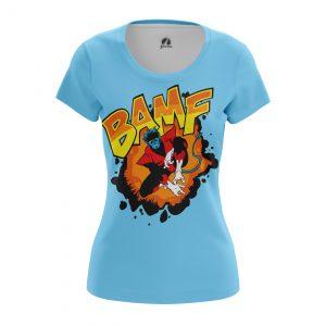 Collectibles Women'S T-Shirt Night Crawler Xmen