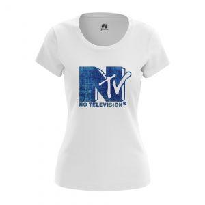 Merch Women'S T-Shirt Ntv Mtv Fun Clothes