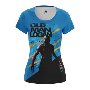Merchandise Women'S T-Shirt Old Man Logan Xmen