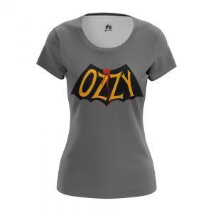 Merch Women'S T-Shirt Ozzy Ozzy Osbourne Clothes