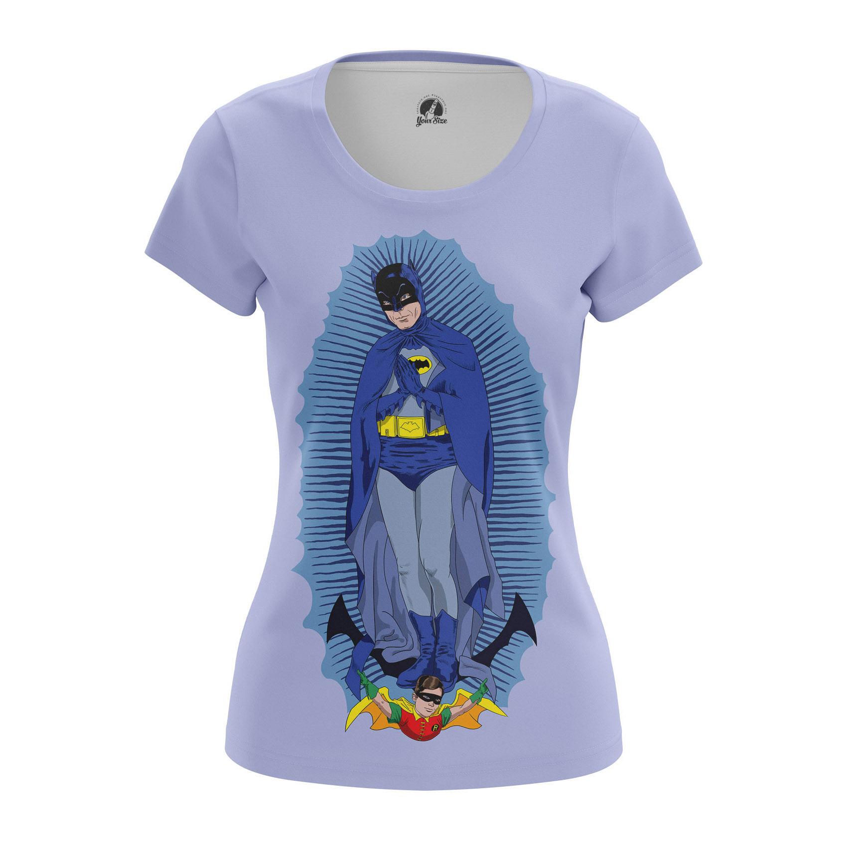 Merchandise Women'S Raglan Saint Bats Holy Batman