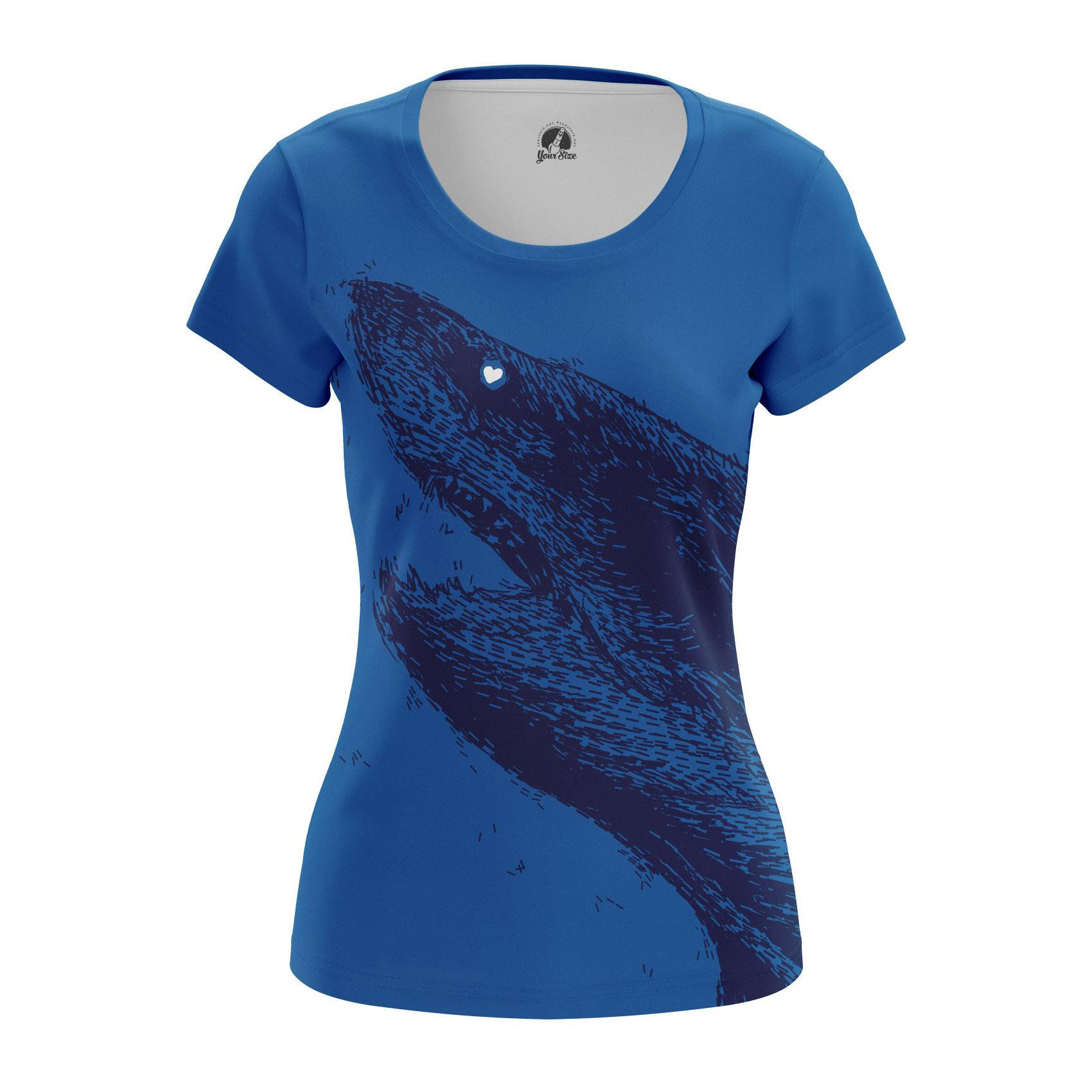 Merchandise Women'S Raglan Shark Animals Sharks Shark