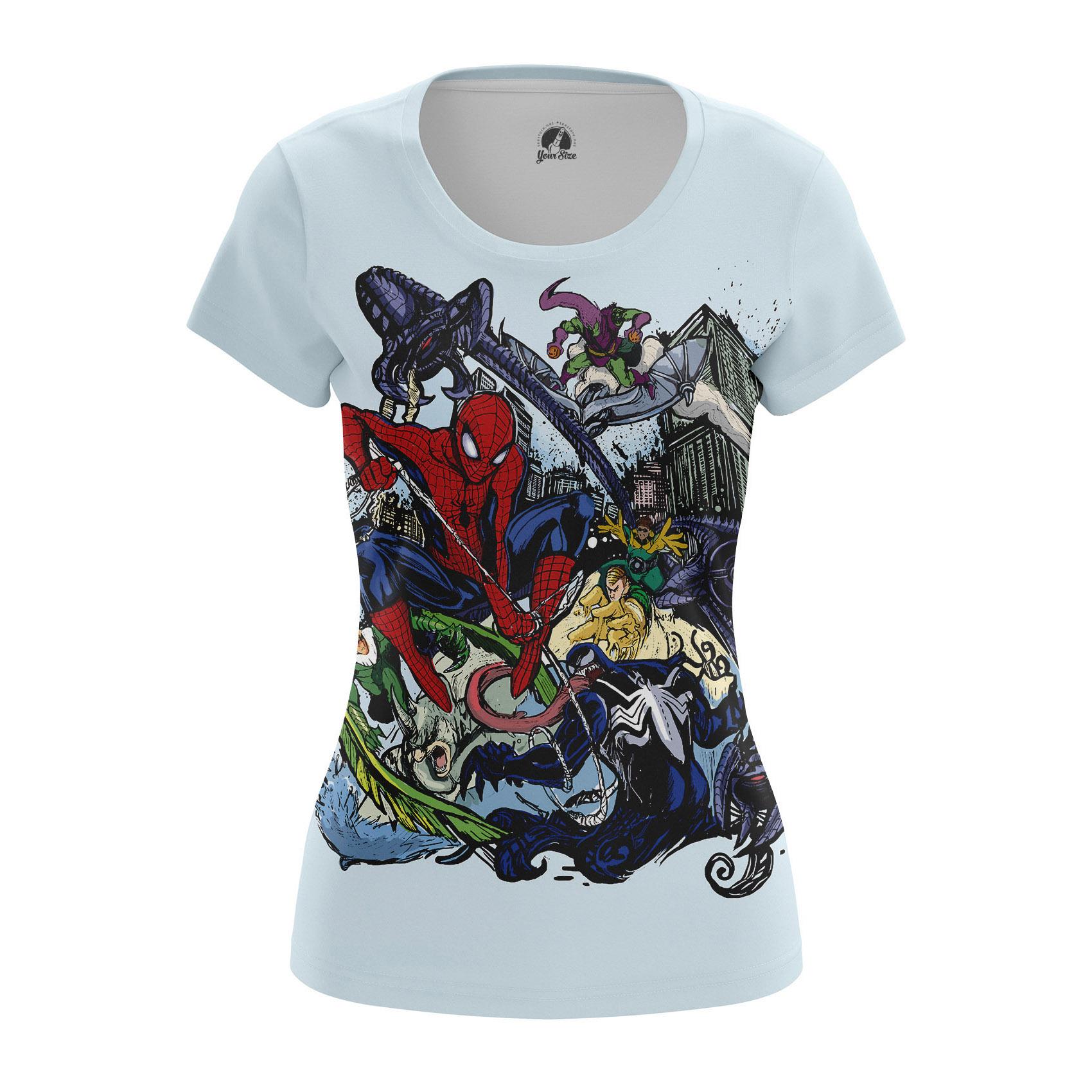 Merchandise Women'S Raglan Sinister Six Spider-Man