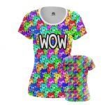 Collectibles - Women'S T-Shirt Such Wow Meme Doge
