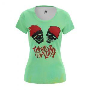 Merchandise Women'S T-Shirt Suicide Squad Pilots Twenty One Pilots Clothes