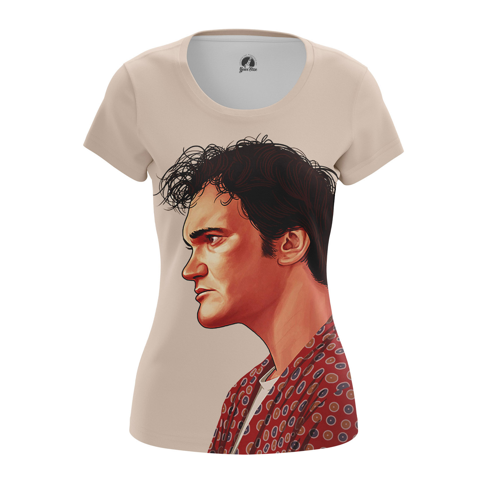 Collectibles Women'S Raglan Tarantino Celebrities