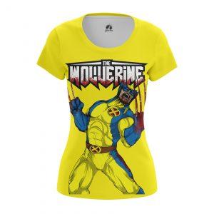 Merchandise Women'S T-Shirt The Wolverine Xmen