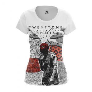 Merchandise Women'S T-Shirt Twenty Pilots Twenty One Pilots Clothes