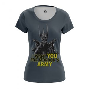 Merchandise Women'S T-Shirt Uncle Sauron Lord Of Rings