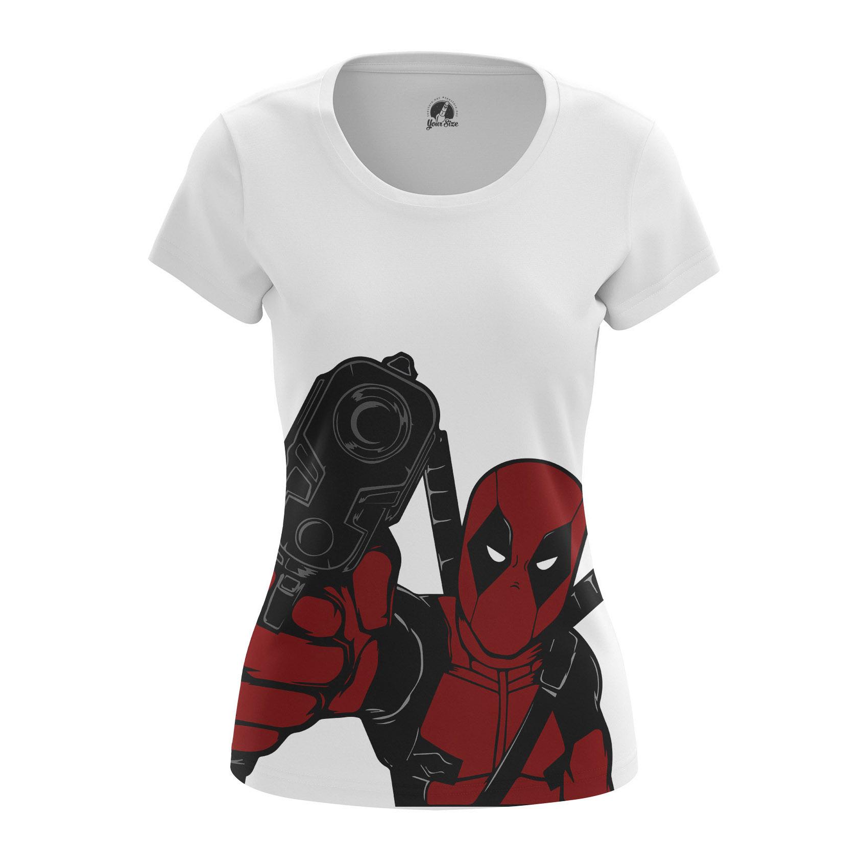 Merchandise Women'S T-Shirt Wazzup Deadpool