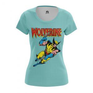 Merchandise Women'S T-Shirt Wolverine Logan Xmen