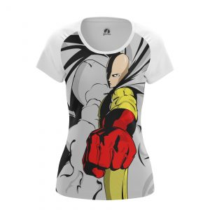 Collectibles Women'S T-Shirt Saitama One Punch Man