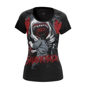 Collectibles Women'S T-Shirt Sharknado Jaws