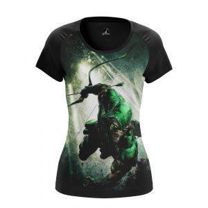 Collectibles Women'S T-Shirt Green Arrow
