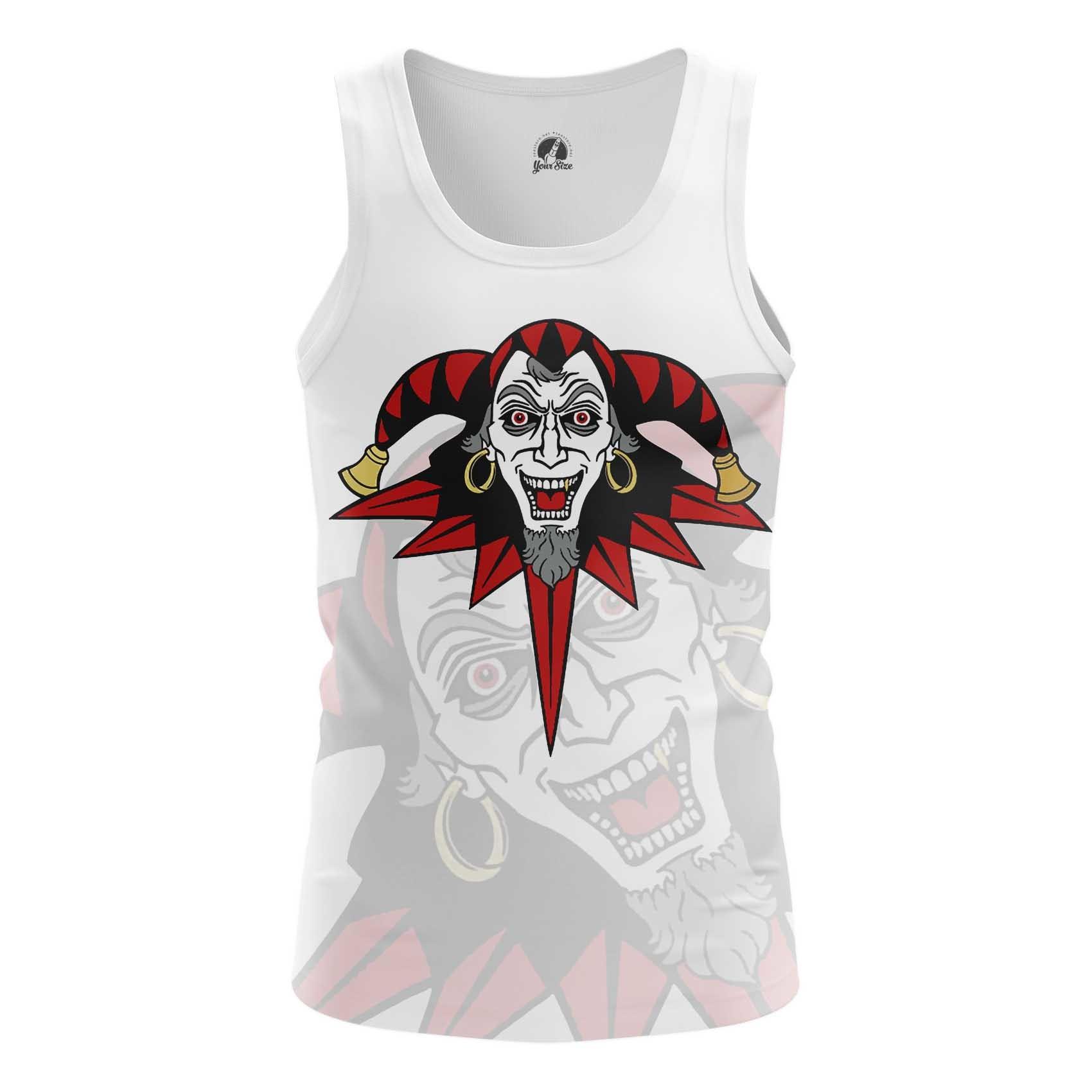 Collectibles Men'S T-Shirt Joker Harlequin Merch Clothing Art Clown