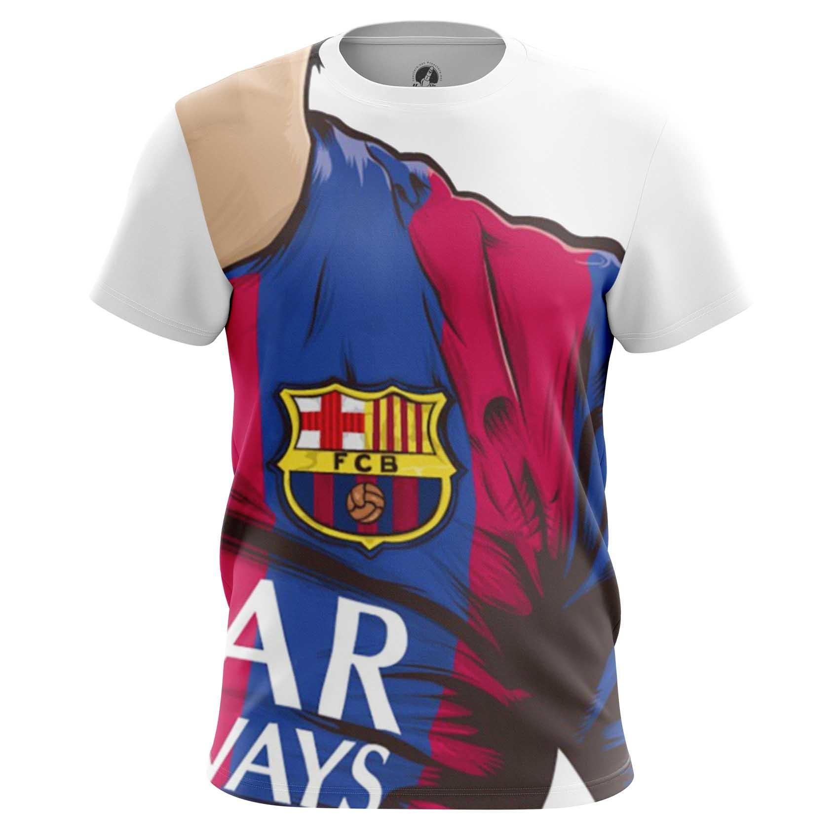 Merch Long Sleeve Barcelona Fc Fan Art