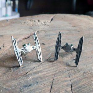 Merchandise Earrings Star Wars Vahicles Starships Space Ships