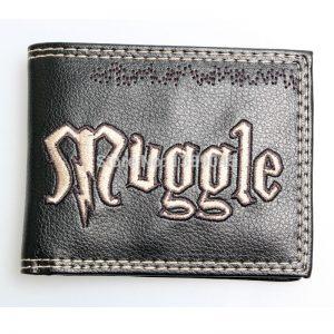 Merchandise Wallet Harry Potter Muggle Sign