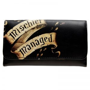 - Wallet Women Marauder S Map Mischief Managed Flap Wallet Purse Dft 1861