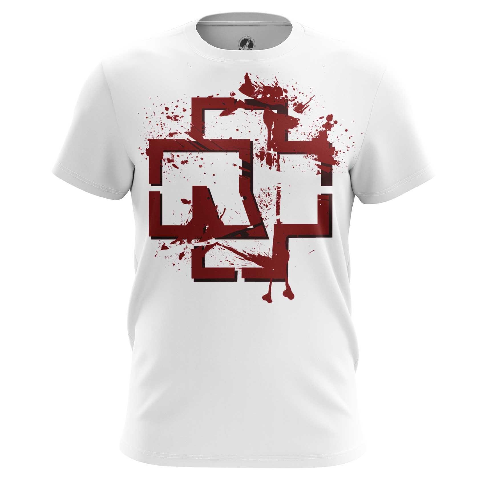 Merch Tank Rammstein Band Vest