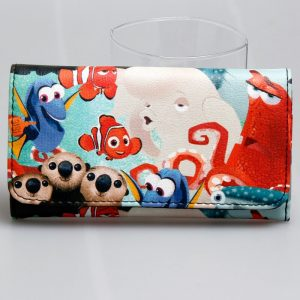 - Women Long Purse Lovely Wallets Dft 1804