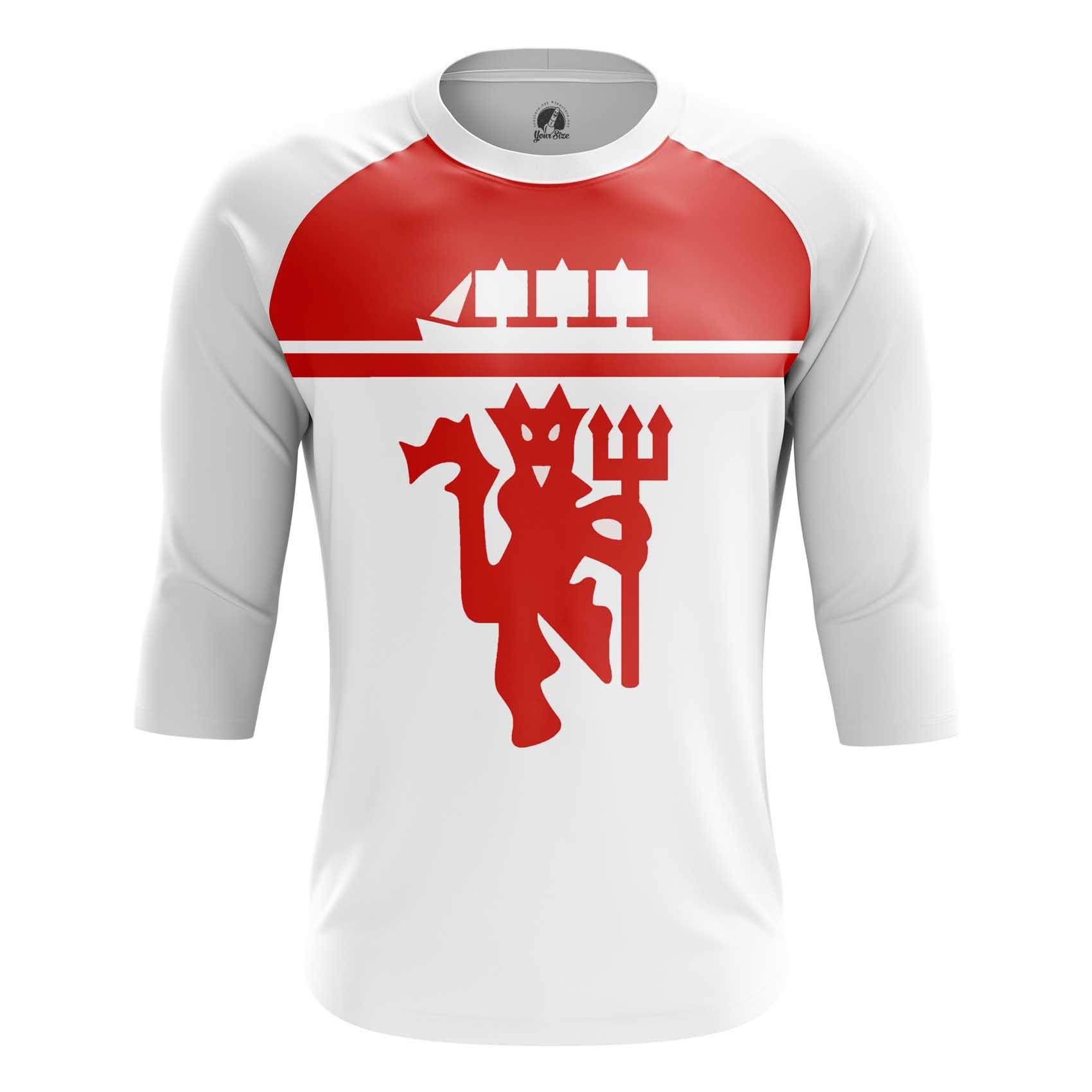 Merchandise Long Sleeve Manchester United Fan Football