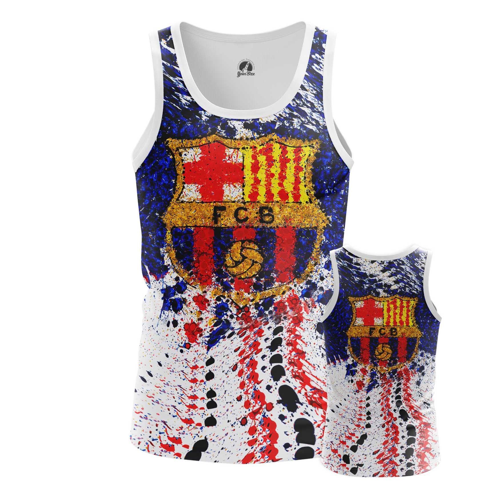Collectibles Men'S T-Shirt Barcelona Fan Art Merchandise