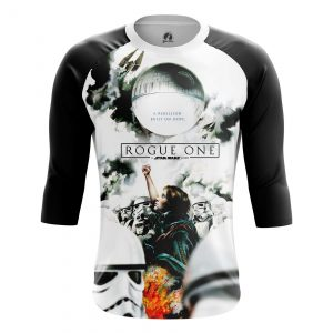 Merchandise Men'S Raglan Rogue One Star Wars