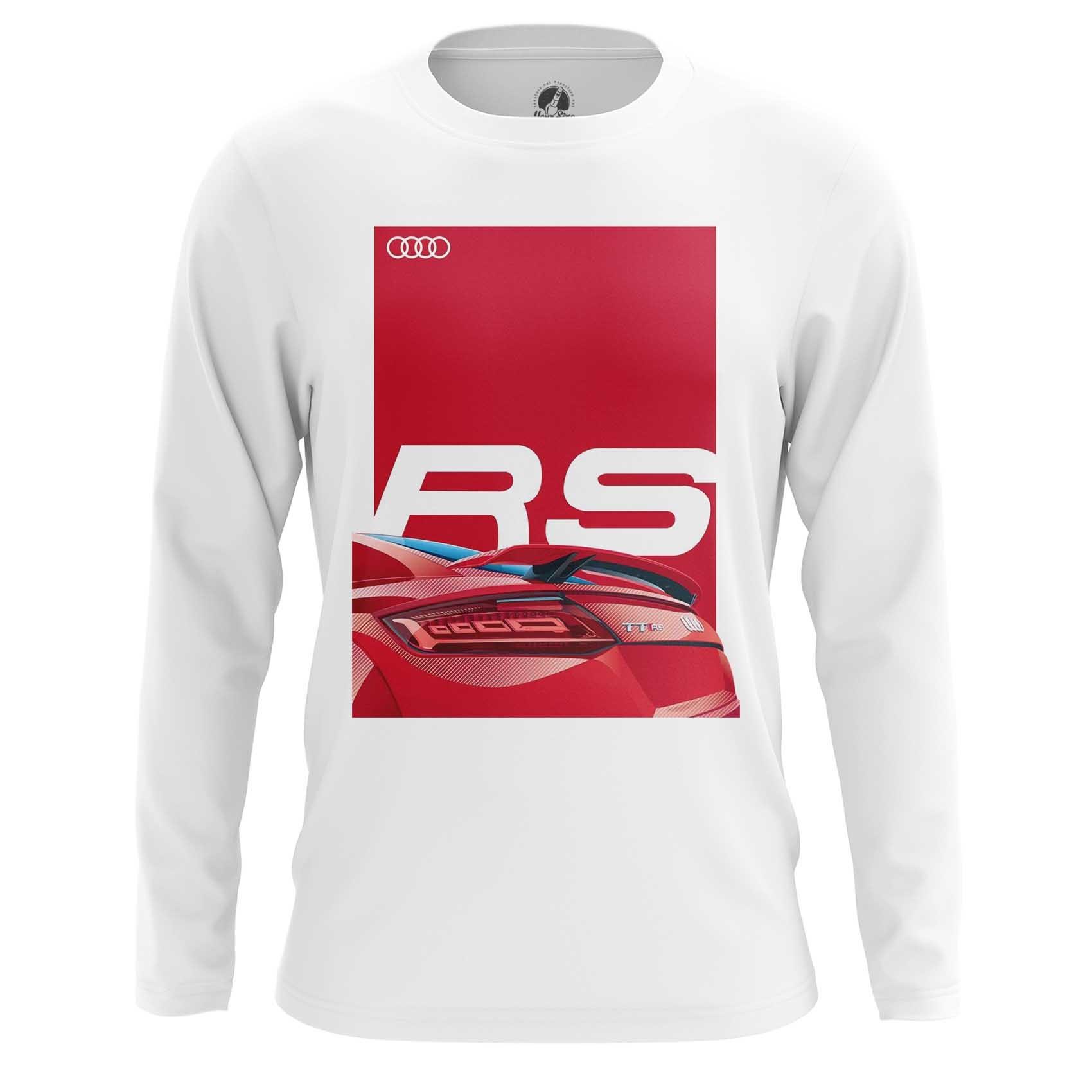 Merchandise Raglan Audi Tt Rs Red Print
