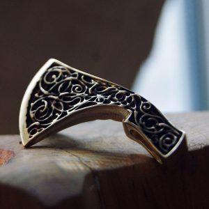 Merchandise Hatchet Amulet Axe Perun Slavic Mythology