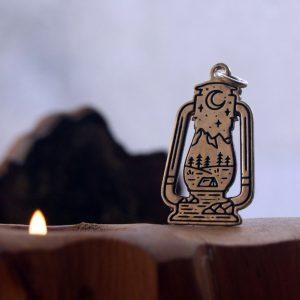 Merchandise Oil Lamp Capm Adventure Necklace
