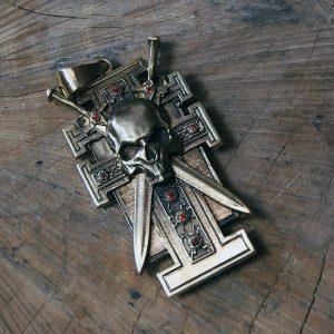Merchandise Pendant Mk 2 Inquisitor Insignia Dawn Of War