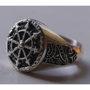 Merchandise Ring Chaos Undivided Warhammer Universe