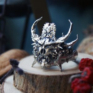 Merchandise Ring Khorn Demon Warhammer Universe