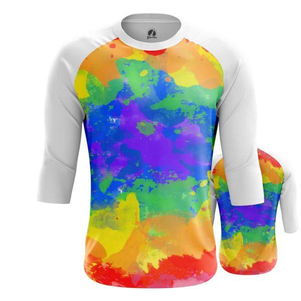 Raglan Tie-Dye Colors Art - IdolStore