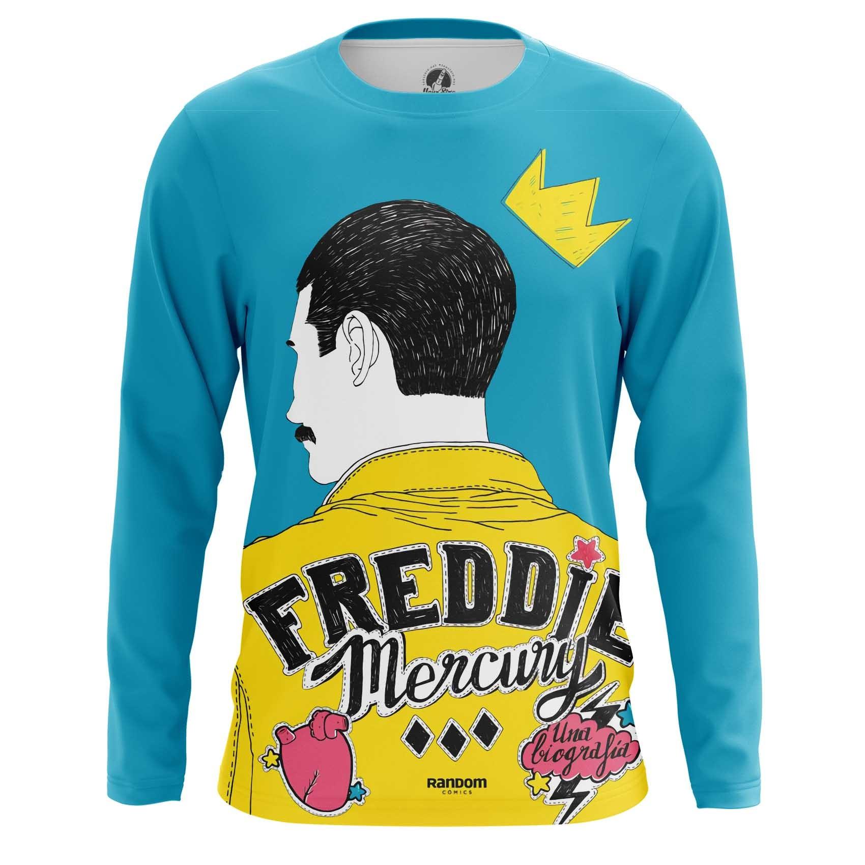 Collectibles Men'S Tank Freddie Mercury Queen Yellow Vest